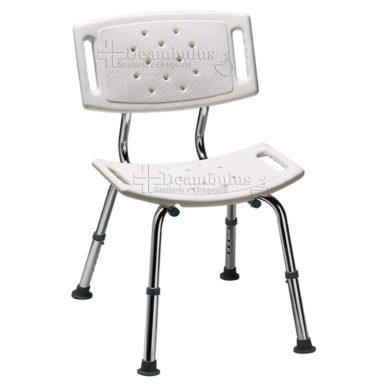 sedia doccia con schienale anziani e disabili thuasne - foto-9221
