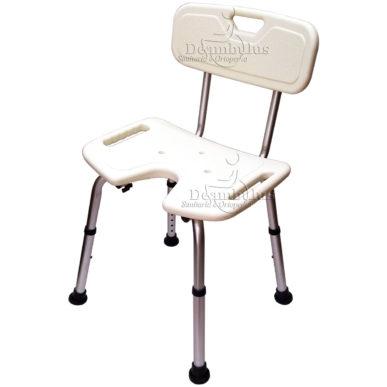 sedia per doccia anziani e disabili moretti - foto-5941