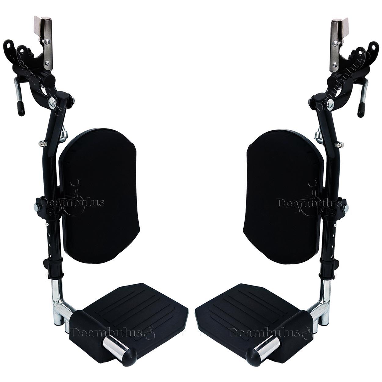 Pedane elevabili per sedia a rotelle anziani alzagambe ...