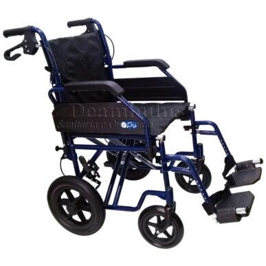 sedia a rotelle pieghevole transito seduta 46 moretti - foto-1410