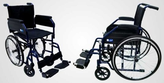 Carrozzine e Sedie a rotelle