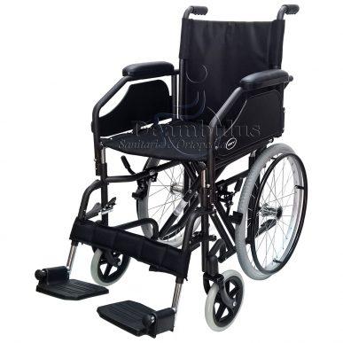 sedia a rotelle pieghevole stretta 51 seduta 41 demarta - foto-8100