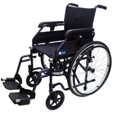 sedia a rotelle disabili doppia crociera seduta 46 moretti - foto-1720