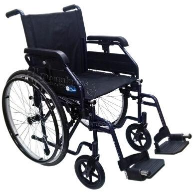 sedia a rotelle disabili doppia crociera seduta 50 moretti - foto-1740