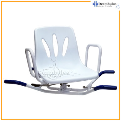 sedia girevole vasca da bagno per anziani e disabili demarta - foto-8320